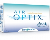 Air Optix Aqua 1-kuulised kontaktläätsed