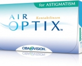 Air Optix Astigmatism Toorilised kontaktläätsed