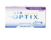 Air Optix Aqua MultiFocal 1-kuulised kontaktläätsed